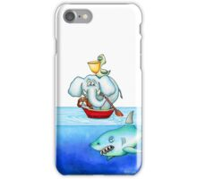 Don't Rock the Boat! iPhone Case/Skin