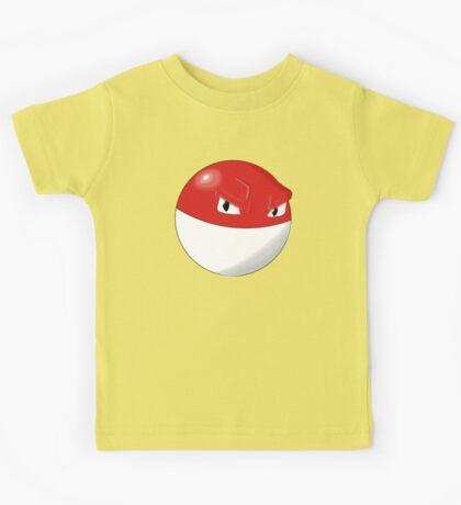 Pokemon Voltorb Kids Tee
