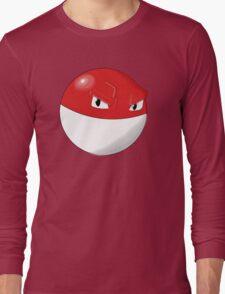 Pokemon Voltorb Long Sleeve T-Shirt