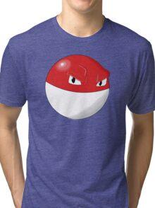 Pokemon Voltorb Tri-blend T-Shirt