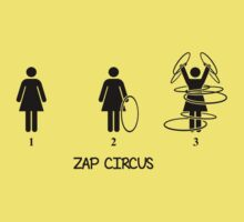 ZAP CIRCUS How to Hula Hoop Kids Clothes