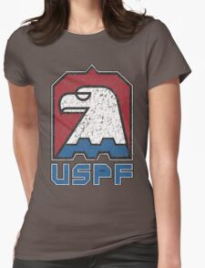 USPF United States Police Force logo Womens Fitted T-Shirt