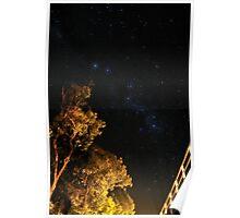 Milky Way - Bridgetown Poster