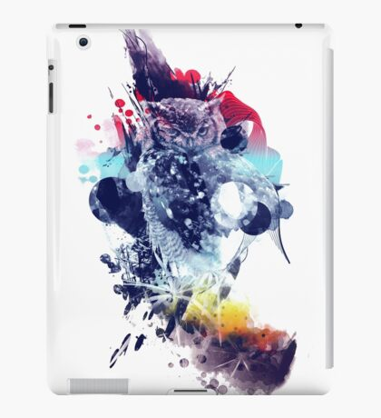 soulful owl iPad Case/Skin