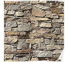 Drystone Poster