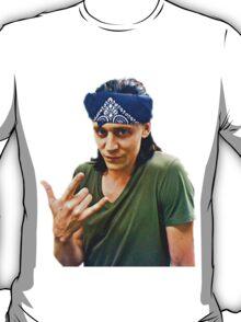 Tom/Loki shirt. T-Shirt