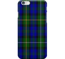 02441 Doon Valley Crafters Tartan iPhone Case/Skin