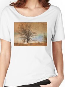 The Tree At The Top Women's Relaxed Fit T-Shirt