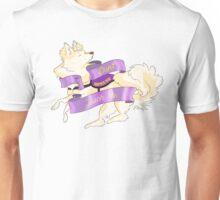 "Sassy Service Dogs | ""Don't Touch Me"" Pomeranian Unisex T-Shirt"