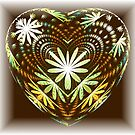 Heart of Flowers by Pam Amos