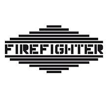 Feuerwehr Firefighter Logo by Style-O-Mat