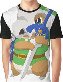 Cubone's cosplay Graphic T-Shirt