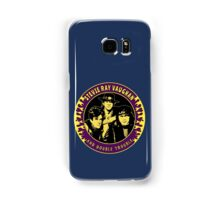 Stevie Ray Vaughan & Double Trouble Colour 2 Samsung Galaxy Case/Skin