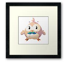 Rowlet Framed Print
