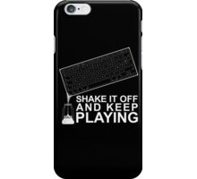 Salty Gamer iPhone Case/Skin