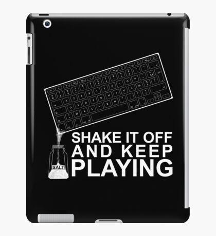 Salty Gamer iPad Case/Skin