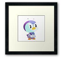 Piplup Framed Print