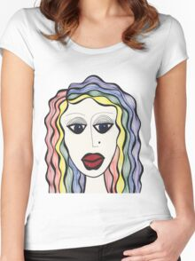 Free to Love Orlando Women's Fitted Scoop T-Shirt