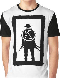 Ka is a wheel w/o color Graphic T-Shirt