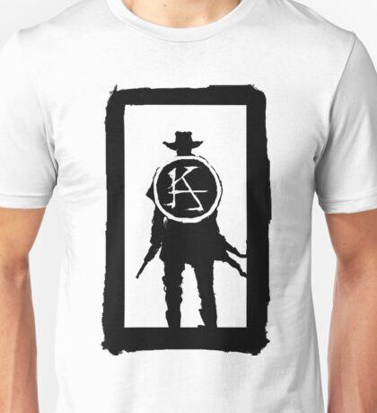 Ka is a wheel w/o color Unisex T-Shirt