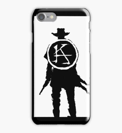 Ka is a wheel w/o color iPhone Case/Skin