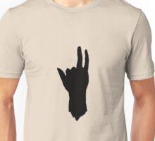 I shoot with my heart Unisex T-Shirt