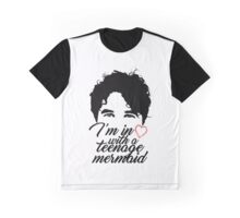 I'm in love with a teenage mermaid Graphic T-Shirt