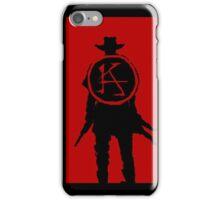Ka is a wheel iPhone Case/Skin