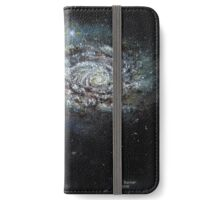 Spiral Galaxy NGC 3021 iPhone Wallet/Case/Skin