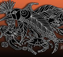 corvo golphino by arteology