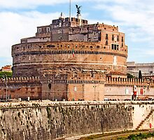 The Armoury-rome by ukmomentcatcher