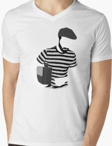 Mat Kearney Mens V-Neck T-Shirt
