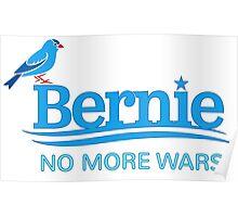 Birdie Sanders - No More Wars Poster