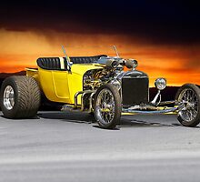 1927 Ford 'T' Bucket by DaveKoontz