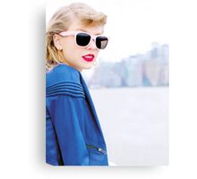 NEW YORK SWIFT Canvas Print