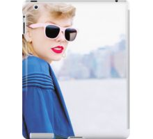 NEW YORK SWIFT iPad Case/Skin