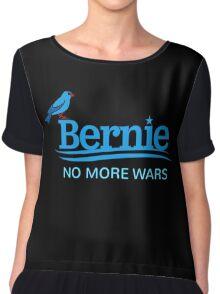 Birdie Sanders - No More Wars Chiffon Top