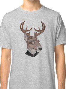 steampunk deer Classic T-Shirt