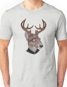 steampunk deer Unisex T-Shirt