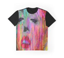 Beyond Her Eyes Graphic T-Shirt
