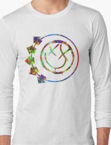 Blink Splatter Long Sleeve T-Shirt