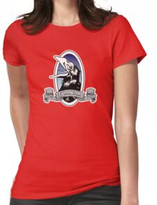 Grateful Dead Carrion Crow - Wake of the Flood Womens Fitted T-Shirt