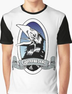 Grateful Dead Carrion Crow - Wake of the Flood Graphic T-Shirt
