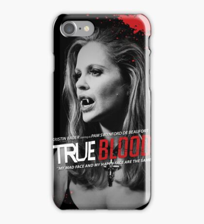 Pam Swynford de Beaufort iPhone Case/Skin