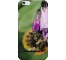 Upside Down Bee iPhone Case/Skin