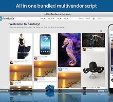 Fantacy _ Multi Vendor Script by hitasoft