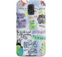 The Fault in our Stars-Samsung Galaxy s4 phone case Samsung Galaxy Case/Skin