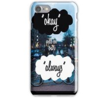 The Fault in our Stars-Iphone case iPhone Case/Skin