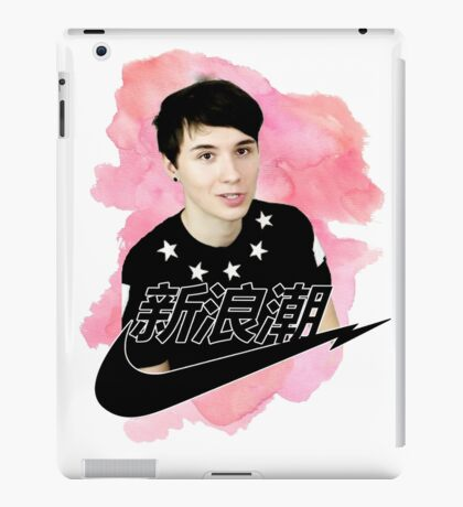 Dan Howell Pastel Aesthetic iPad Case/Skin