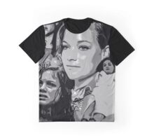JANE LEVY Graphic T-Shirt